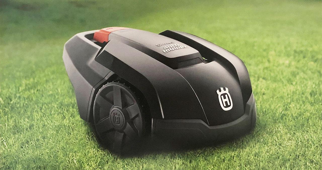 ロボット芝刈り機